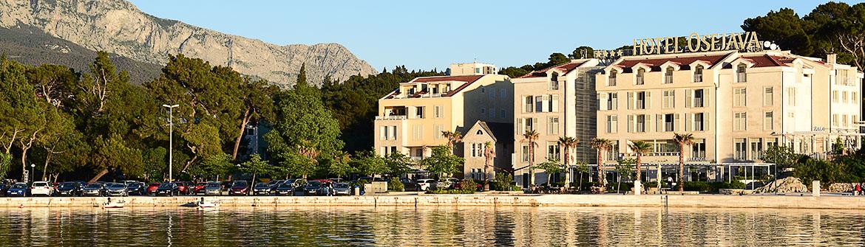 Aparthotel Park Osejava Makarska Kroatien