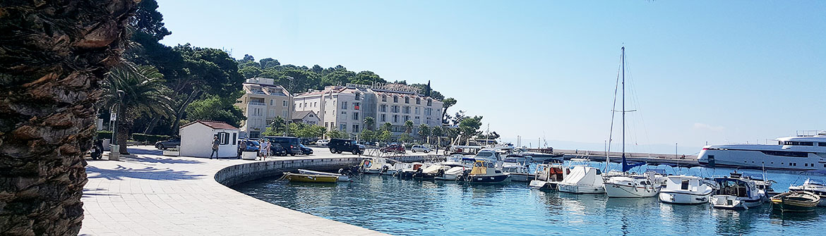 Apartments in Makarska Kroatien