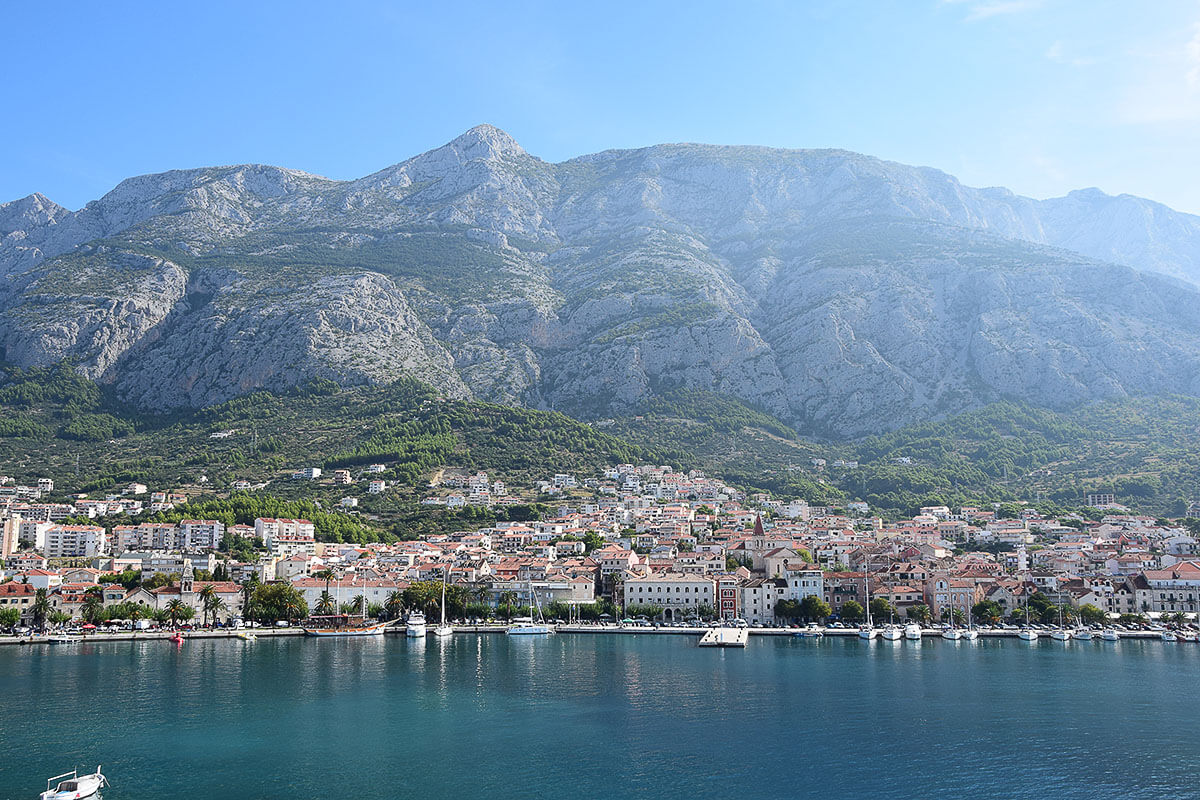 Makarska & Biokovo Mountains